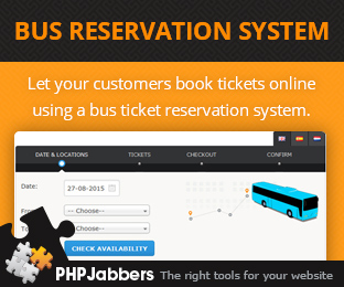 Bus Reservation System
