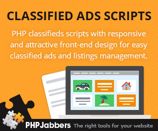 Classified Ads Scripts