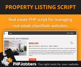 Property Listing Script
