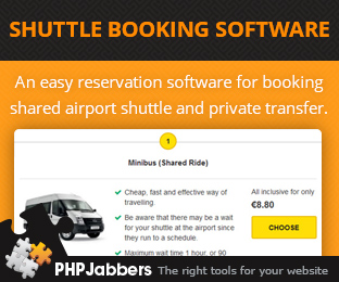 Shuttle Booking Software