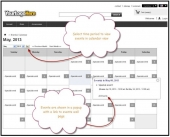 FME's Calendar Module for E-stores Feature
