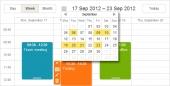 DHTMLX Scheduler . NET for ASP.NET Feature