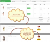 Upsell, Promotion & Push on Cart Page PrestaShop Module  Feature