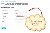 OpenCart Login Using Facebook Account Feature
