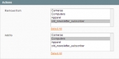 Magento Bulk Product Actions Extension Feature