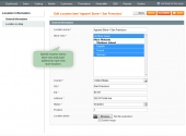 Magento Store Locator by Amasty Feature