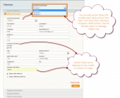 Magento Custom Checkout Fields Manager by FME Feature