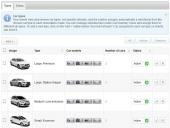 Car Rental Script Feature