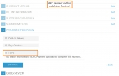 Magento HDFC Payment Gateway Feature