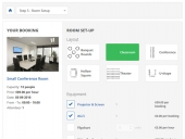 Meeting Room Booking System Feature