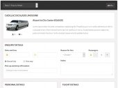 Limo Booking Software by PHPJabbers Feature
