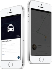 Uber Clone Taxi App Script | Taxi Booking App Development - Logicspice Feature