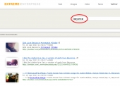 Extreme Search Engine Feature