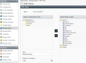 Subrion's CMS Feature