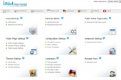 Inout Web Portal Feature