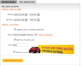 Car Rental Software Feature