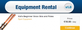 Equipment Rental Script