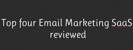 Four of the Top SaaS Clients for Email Marketing