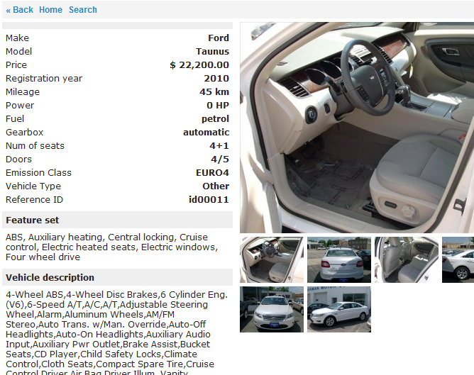 Exceptional ... Classified Ads Auto Classifieds Script, Classified Ads Within Car Description