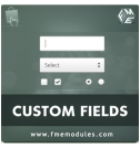 Custom Check Out Fields PrestaShop Extension, Shopping Carts