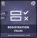 PrestaShop Custom Registration Attributes Addon, Shopping Carts