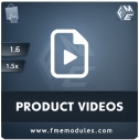 FMM's Product Videos Add-on, Multimedia