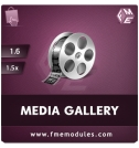 PrestaShop Media Module by FMEModules, Multimedia