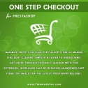 Quick Checkout PrestaShop Extension for e-Commerce Stores, Shopping Carts