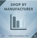 Magento Shop By Manufacturer, Shopping Carts