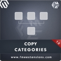 Copy, Move and Duplicate Category Extension for Magento, Miscellaneous