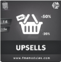 Upsell, Promotion & Push on Cart Page PrestaShop Module , Chat & Messaging