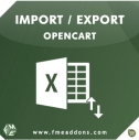 FME Import Export Extension | Opencart Export Customers, Shopping Carts