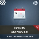 FME Events Manager | Magento Sell Event Tickets Extension, Shopping Carts