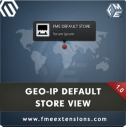GeoIP Default Store | Store Switcher Magento Extension by FME, Shopping Carts
