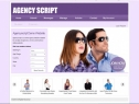 Model Agency Website Templates|Model Website Script|Modeling Agency Manager Script, Classified Ads