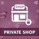 PrestaShop Private Shop Module by FME, Shopping Carts