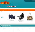 Auction software , Miscellaneous