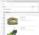 Equipment Rental Script, Shopping Carts