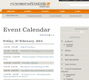 Helios calendar, Calendars & Events