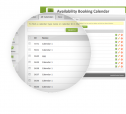 Availability Booking Calendar, Booking Scripts