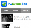 PG Events software, Booking Scripts