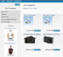 Ecommerce Site Kit, Shopping Carts