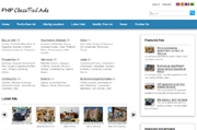 PHP Classified Ads, Classified Ads Software