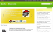 Deals & Discounts Portal, Miscellaneous Software