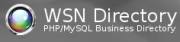 WSN Directory, Classified Ads Software