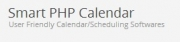 Smart PHP Calendar, Calendars & Events Software