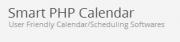 Smart PHP Calendar, Calendars & Events Software
