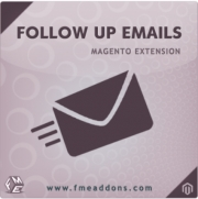 Follow Up Emails Magento Extension