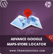 Advance Google Maps Magento Store Locator, Store Locators Software