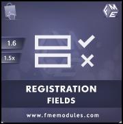 PrestaShop Custom Registration Attributes Addon, FMEModules